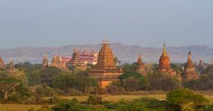 Bagan Pagoden Lizenzfreies Stockbild