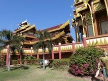 Bagan, Palace. Royalty Free Stock Images