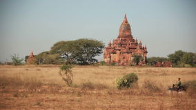 Bagan People Motorbikes archivi video