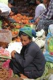 Bagan ranku rynek Zdjęcie Royalty Free