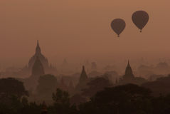 BAGAN Sunrises Stock Photos