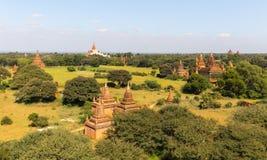 Bagan tempel, Myanmar Royaltyfri Fotografi