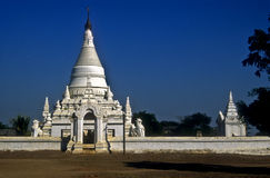Bagan Temple, Myanmar (Burma) Royalty Free Stock Image