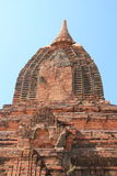 Bagan temple in Myanmar Royalty Free Stock Photo