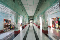 Bagan temple in Myanmar Royalty Free Stock Photo