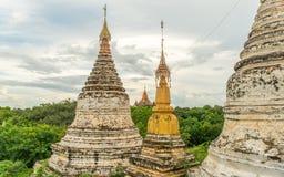 Bagan temples, Myanmar Stock Photography