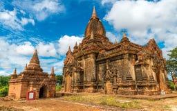 Bagan temples, Myanmar Royalty Free Stock Images