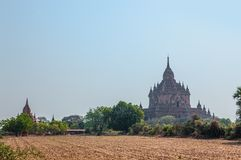 Bagan Royalty Free Stock Images