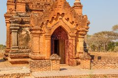 Bagan Royalty Free Stock Photography