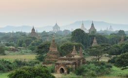Bagan temples Royalty Free Stock Image