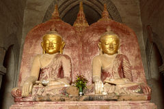 Bagan temples Stock Photography