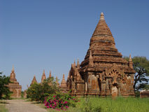Bagan thempls royalty free stock images