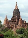 Bagan valley Stock Image