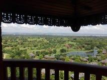 Bagan wierza (Nan Myint) Zdjęcie Royalty Free