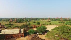 Bagan świątynie w Myanmar zbiory