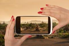 Bagan zdjęcie Fotografia Stock