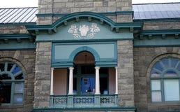 Bagare City Hall Since 1903 Royaltyfria Bilder
