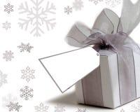 Bagas festivas do Natal Foto de Stock