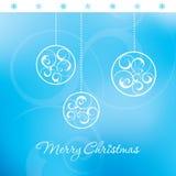 Bagattelle di Natale Immagini Stock Libere da Diritti