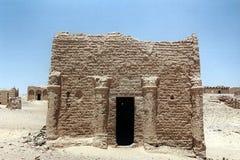 Bagawat grobowiec Zdjęcie Stock