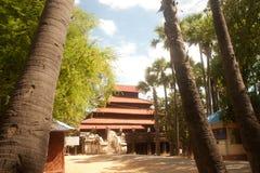 Bagaya kloster Royaltyfria Bilder