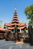 Bagaya Kyaung, Myanmar Royalty Free Stock Image
