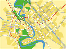 Bagdad illustration stock