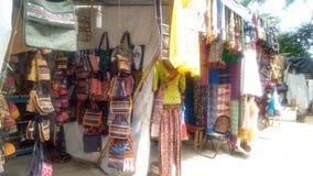 Bage market. Bolpur shantiniketan bage market  like Stock Photography
