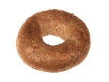 bagel καφετής wholegrain Στοκ Εικόνες