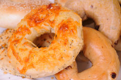 Bagel Immagine Stock