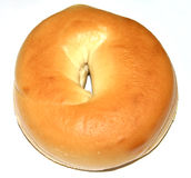 Bagel. Macro of a bagel Royalty Free Stock Photo