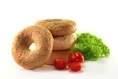 Bagel Royalty Free Stock Images