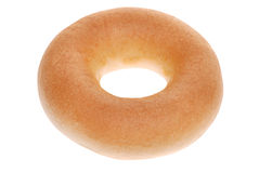 Bagel. On white background. Clipping path included stock images