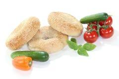 bagel 3 Стоковые Фотографии RF