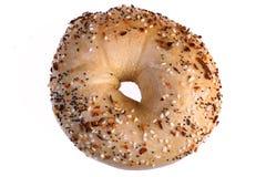 bagel del Multi-granulo fotografia stock