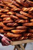 Bagel turco Fotografia Stock