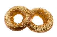 Free Bagel With Sesame Stock Photos - 7975673