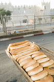 Bageleh bread Jerusalem Damascus Gate Royalty Free Stock Photo