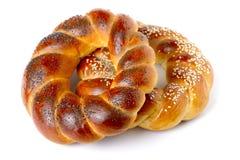 bagels świezi Zdjęcie Stock