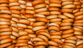 bagels τοίχος Στοκ Φωτογραφία