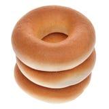 bagels много Стоковое Изображение