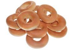 bagels много Стоковые Изображения RF