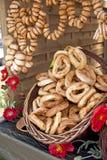 bagels свежие Стоковые Фото