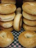 bagels свежие Стоковое Изображение RF