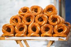 bagels турецкие Стоковое Изображение RF