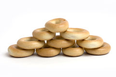 Bagels Stock Photo