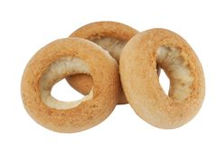 Bagels Royalty Free Stock Images