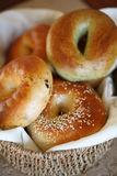 Bagels images stock