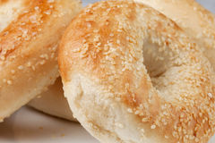 Bagels Fotos de Stock Royalty Free