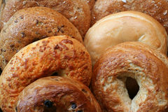 Bagels Royalty Free Stock Photos